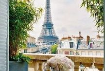 Blogerka w Paryżu / Je t'aime Paris!