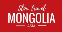 Mongolia / Mongolia is on our travel bucket list. We can't wait to travel to this amazing Asian destination.