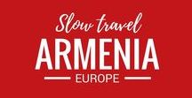 Armenia / We love to travel. Exploring Europe is one of the highlights of living here. We've not yet been to Armenia, but you can bet, it's on our travel wish list!