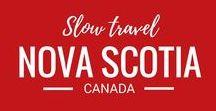 Nova Scotia, Canada Travel / Travel in Nova Scotia on Canada's Atlantic coast