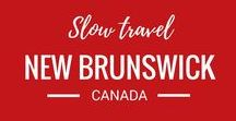 New Brunswick, Canada Travel / Travel in New Brunswick on Canada's Atlantic coast