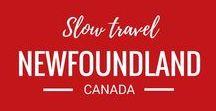 Newfoundland, Canada Travel / Travel in Newfoundland on Canada's Atlantic coast