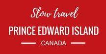 Prince Edward Island, Canada Travel / Travel in PEI, Prince Edward Island, on Canada's Atlantic coast
