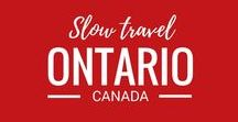 Ontario, Canada Travel / Travel in the Canadian province of Ontario