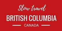 British Columbia, Canada Travel / Travel in the Canadian province of British Columbia