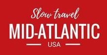 USA Travel - Mid-Atlantic States / Travel in the Mid-Atlantic States of the USA: New Jersey, New York, and Pennsylvania