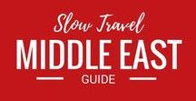 Middle East Travel / Travel through the countries of the Middle East