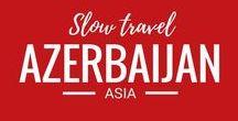 Azerbaijan / Slow travel in Azerbaijan, Asia