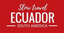 Ecuador / Ecuador is on our travel bucket list. We can't wait to travel to this amazing South American destination