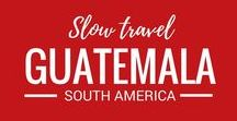 Guatemala / Guatemala is on our travel bucket list. We can't wait to travel to this amazing South American destination