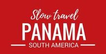 Panama / Panama is on our travel bucket list. We can't wait to travel to this amazing South American destination