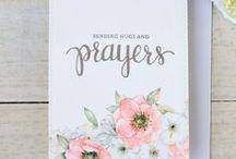 Card Inspiration - Botanicals