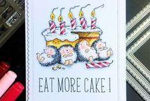 My Cards - Birthday