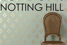 Notting Hill / Desirable location for novel