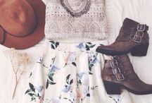 Outfit Inspiration / Dresses, fall outfits, summer outfits, spring outfits, winter outfits