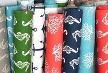 Colors, wallpaper, & textiles / by Lauren Dueweke