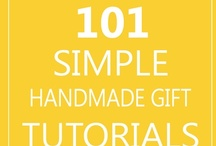 Gifts & Gift-wrapping Ideas / Birthdays, baby showers, anything (except for certain holidays - they have their own board). Includes gift-wrapping ideas.