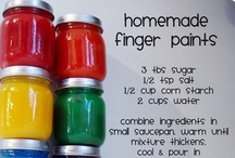 Homemade - Craft Products / Homemade alternatives to arts and crafts supplies and things