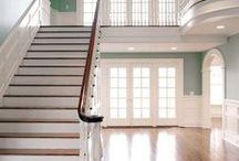 Halls & Stairs / by Lauren Dueweke