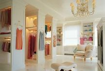 Closets / by Lauren Dueweke