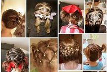 For the Girl - Articles and Hair / Posts about little girls or having little girls, and hairstyle ideas.