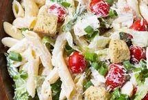 Salads / Healthy food