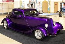Purple Reign / The bestest color in the world! / by Ruth