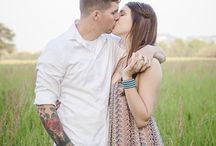 Photography / Pose ideas, outfit ideas, photography, couples photography, engagement photography, newborn photography