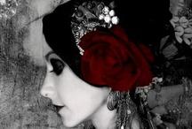 Gypsy Chic / All things gypsy-hippie-bohomian inspired / by Karen Vigil