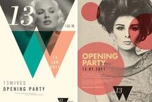 Graphic Design / by Debbie Tebbutt