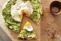 Breakfast foods / by Lauren Dueweke