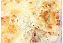 Main dishes: Chicken / Chicken
