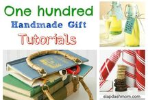 DYI: Gift Ideas / I've always thought that #Homemade #Gifts are more personal & meaningful!  This board has hundreds of #Gift ideas!  That includes gifts for yourself