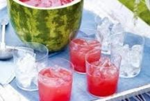 5 o'clock somewhere / All the yummy drinks that would make me *Happy*