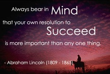 Q U O T E S . A B R A H A M - L I N C O L N . / some of favourite quotes (Abraham Lincoln)