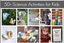 Learning - Science Experiments / Science Experiments for the Kiddos