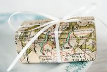 Gifts/Wrapping / I'm all about giving gifts, and paper, I love wrapping paper.  / by Candi