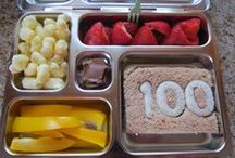 Food - Lunchbox / Ideas for the little guys' school lunches.