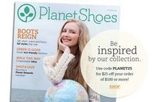 PlanetShoes Autumn LookBook / Check out the newest fall looks at PlanetShoes, from boots to eco-shoes, via our e-magazine!