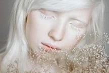 Pure White / The pale and unearthly beauty / by Halit Erez