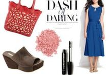 Dress up those shoes!  / Need ideas for how to style our shoes? Grab some tips via this board!