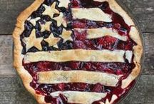 USA pride / DIY food & fun / Memorial Day & 4th of July activities, ideas, crafts, fun, gifts & food!