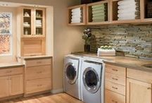 Laundry Room / Ideas for the Laundry Room.