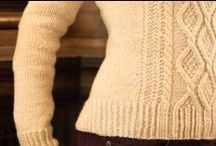 Better Sweaters / There's a lot of knowledge that comes with being a good sweater knitter. This board has tutorials, classes, and articles that will help you improve your technique and work on those little details!