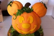 Pasteles de fondant de halloween