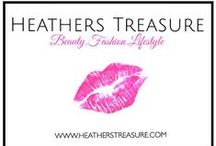 A Beauty Blog: Heathers Treasure / This board provides posts that come from my #BeautyBlog! http://www.heatherstreasure.com Enjoy :-)