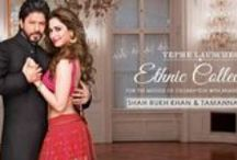 Yepme New Launch-Ethnic Wear / We have launched our new Ethnic wear with Brand Ambassadors Shah Rukh Khan & Tamannaah Bhatia