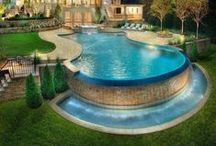 Outdoors / Fabulous pools and outdoor spaces.