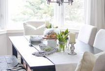 Decor Dining room / Dining room decor