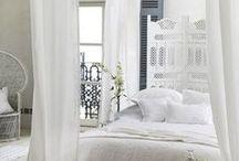 Decor - Bedroom / Bedrooms I love, bedroom inspiration.